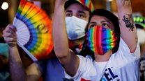 World marks 50 years of Pride - despite Covid-19