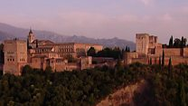 Coronavirus: Spain's Alhambra Palace reopens to visitors thumbnail