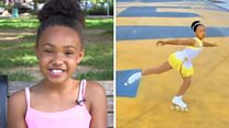 'I'd like to inspire young black skaters'