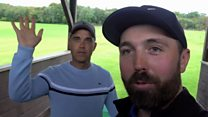 Golf pro passes one million YouTube subscribers