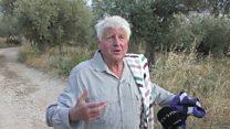 Stanley Johnson defends lockdown Greece trip