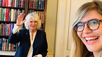 Camilla: 'I'm looking forward to hugging my grandchildren'