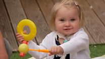 'Amazing' DNA test diagnoses baby's rare condition