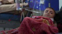 Fighting on Yemen's Covid front line