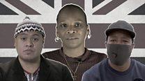 'Fighting to prove we're British'