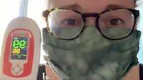 'Masks don't affect your oxygen levels'