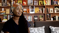 'My library showcases Africa's literary tradition'