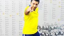 Bhangra artist writes song for Leeds United