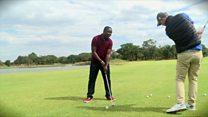The return of golf in Zambia