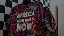 'Africa, your time is now'