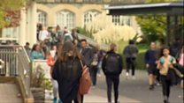 Universities 'face collapse in student numbers'