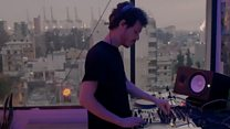 Beirut DJ finds 'relief' in music after explosion