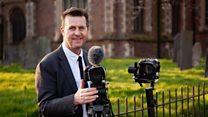 'Before I filmed weddings - now I film funerals'