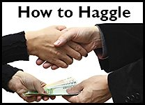 How to Haggle inline promo