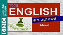 The English We Speak - Pot Luc...