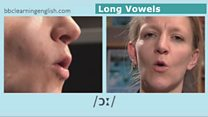 The Sounds of English: Long Vowels
