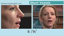 Sounds of English: Short Vowels: Schwa