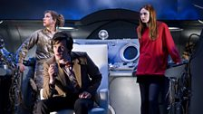 River, the Doctor and Amy