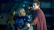 Commander Strax and Rory