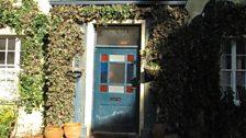 Amy's Front Door.