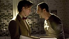 The Doctor and Alex