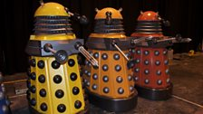 The New Look Daleks