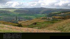 Cwmtaff Valley