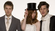 Rory, Amy and the Doctor