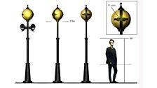 Sardicktown Street Lamps