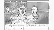 Storyboard Artwork