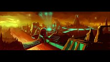 A New Alien World of Adventure