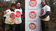 Sport Relief Radio Assault