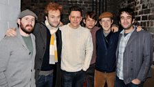 Ricky Ross with The Punch Brothers