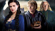 Morgana, Edwin and Gaius