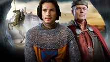 Lancelot and King Uther