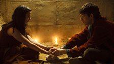Freya and Merlin