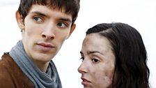 Merlin and Freya