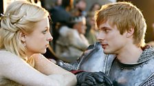 Lady Vivian and Prince Arthur