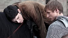 Merlin and Prince Arthur