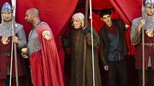 Gaius and Merlin