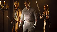 King Arthur, Tristan and Isolde