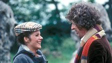 Romana and The Doctor