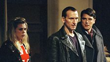 The Doctor, Rose and Jack