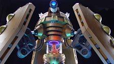 The Dalek Emperor