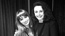 Georgia Ruth Williams a Lisa Gwilym