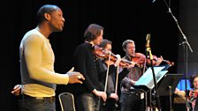 Noah Stewart and Members of Aurora Orchestra