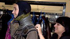 Silurian Costume