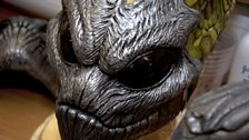 Silurian Mask
