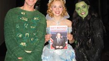 The cast of 'Wicked'