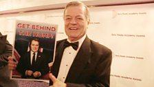 Tony Blackburn at The Sony Awards